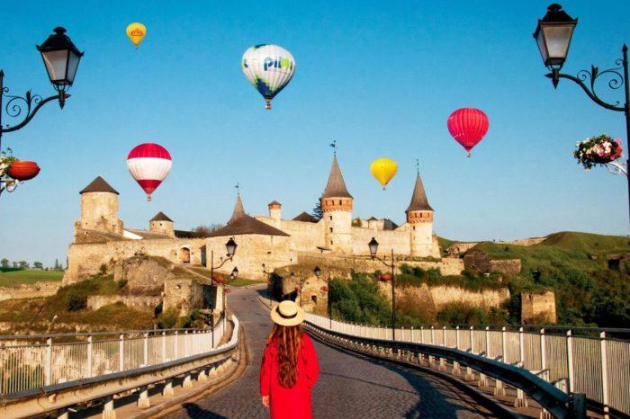 Тур в Кам'янець-Подільський на Фестиваль Повітряних Куль