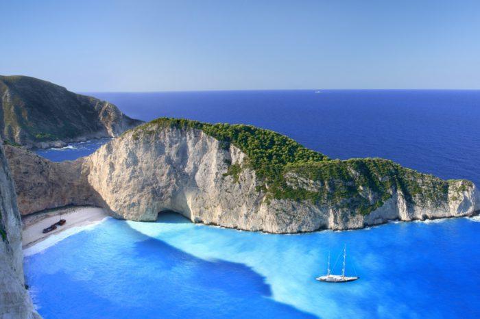 А я на морі… в Греції!