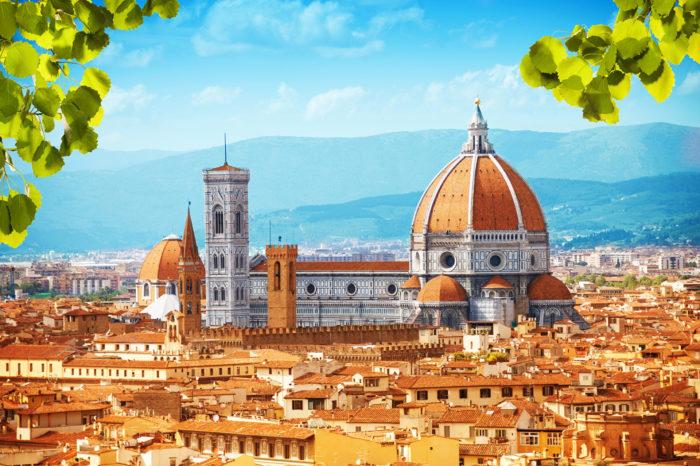 Італія – країна натхнення!  Мілан, Флоренція, Рим та Венеція!