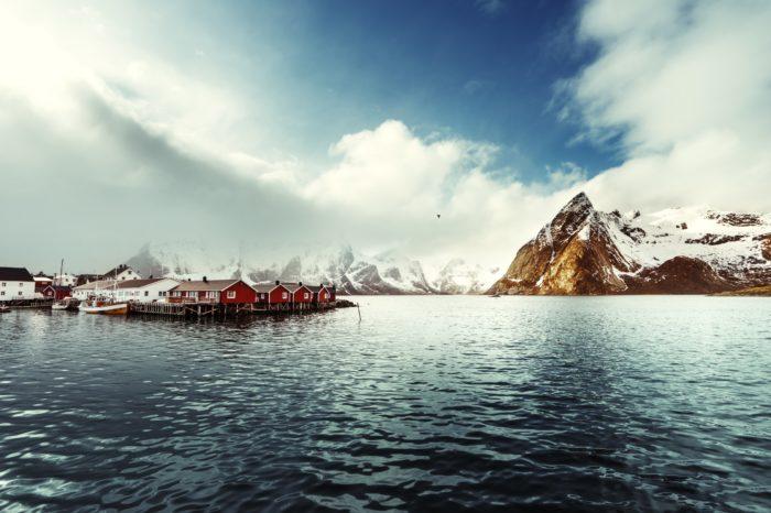 Скандинавські казки + 8 фьордів та 2 льодовика!
