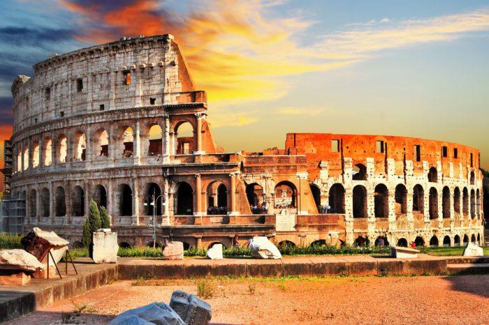Бездоганна парочка: Рим+Венеція