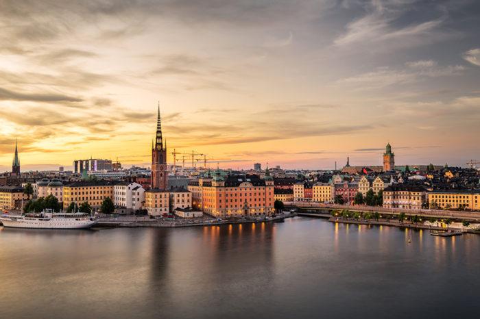 Шість столиць.  Бурштинові дороги Балтії і Скандинавії!  Рига, Таллінн, Стокгольм, Осло, Копенгаген + Берлін!