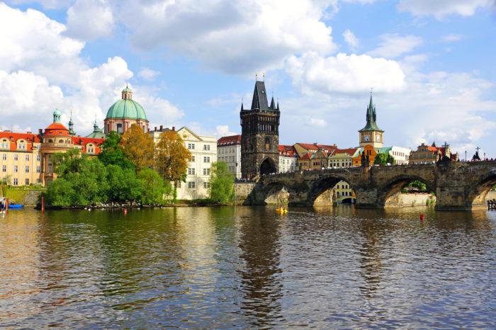 Злата Прага – 4 дня