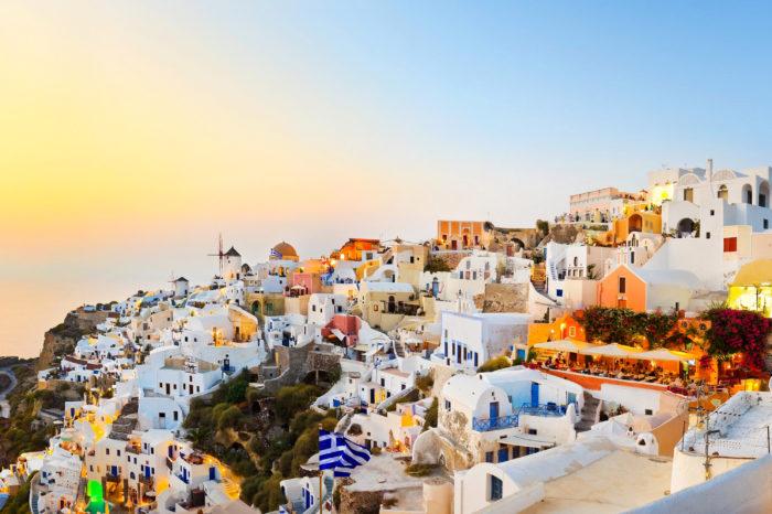 Греція – античність і сучасність разом