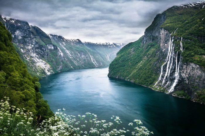 Скандинавська казка: Данія – Норвегія -Швеція