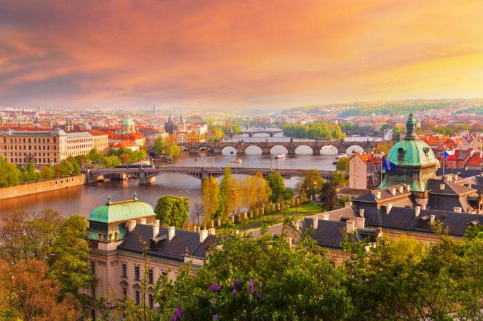 Любовне зізнання: Відень + Прага!