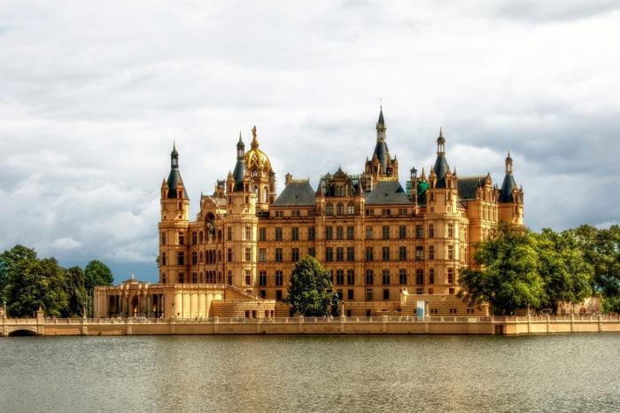 Озерний край: Німеччина – Австрія