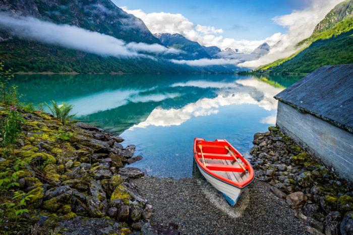 Скандинавська казка: Швеція – Норвегія – Данія
