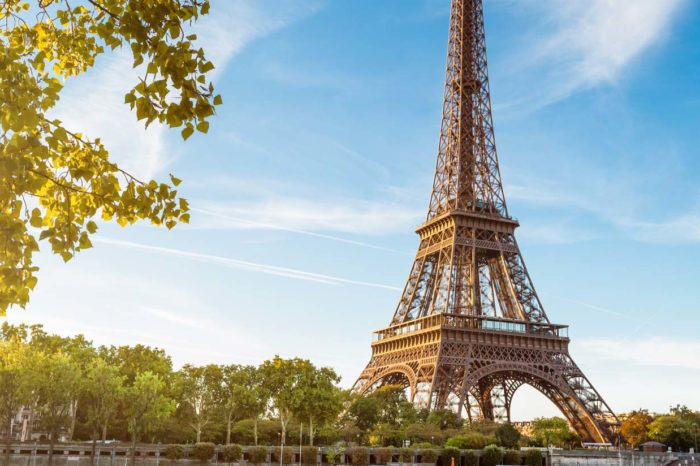 Париж Економний