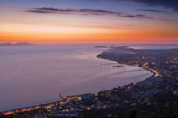 Відпочинок на узбережжі Албанії