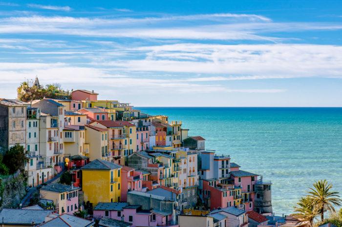 Куточок морського раю…Італія