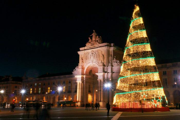 Новий Рік в Португалії