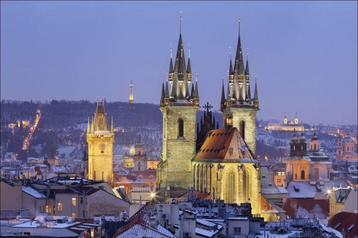 Три щасливі дні  Краків, Прага + Дрезден