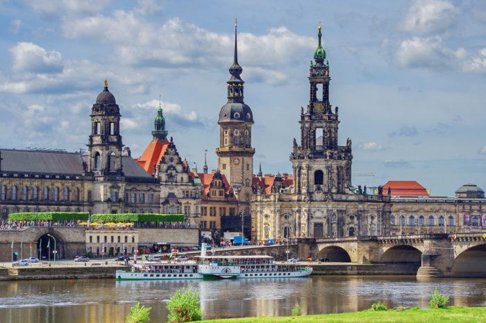 Любов і голуби… Дрезден, Париж, Франкфурт і Прага!!!
