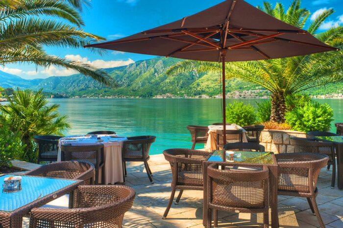 Готелі для дорослих у Чорногорії