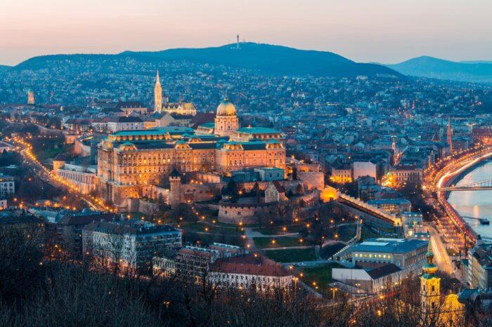 «Вихідні у Будапешті!» виїзд з Києва (14.10.21-17.10.21)