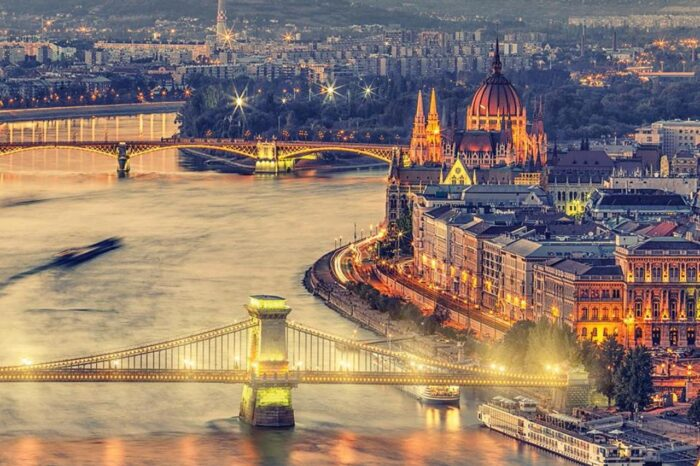 Мрії в подарунок… Егер, Відень і Будапешт!