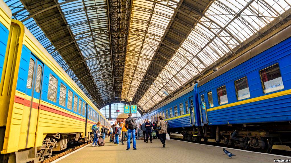Львів вокзал